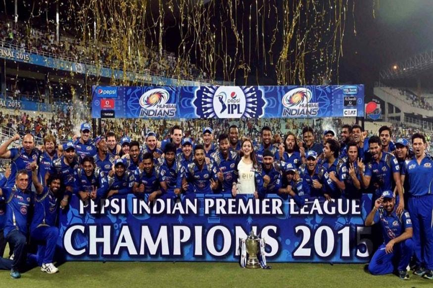 IPL, Mumbai Indians, 2015 - சென்னை சூப்பர் கிங்ஸ் அணியை வீழ்த்தி மும்பை இந்தியன்ஸ்