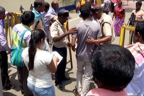 நீட் தேர்வு ஆள்மாறாட்டம் : சென்னை மாணவி தாயுடன் கைது