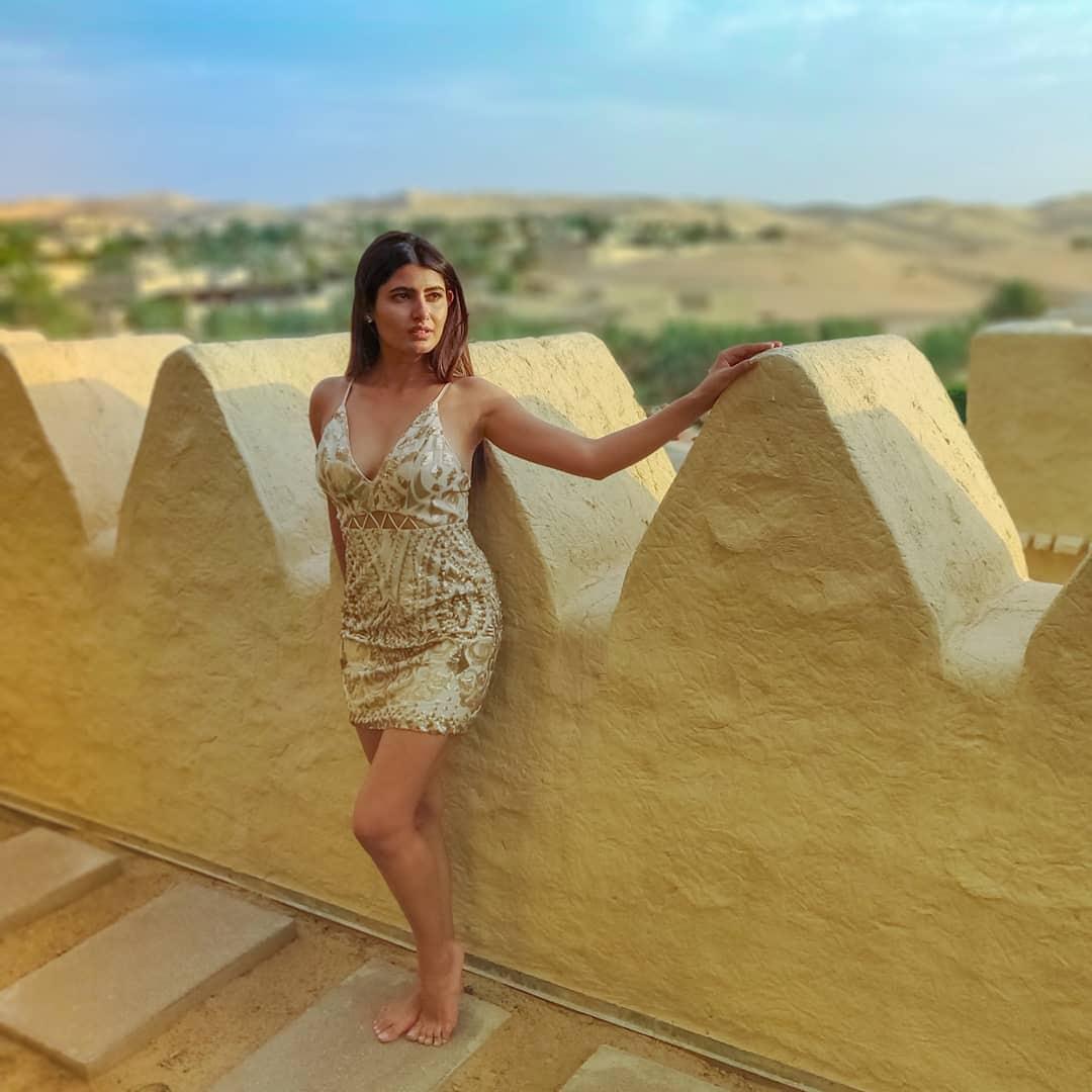 நடிகை ஆஷிமா நார்வல் (image: Instagram)