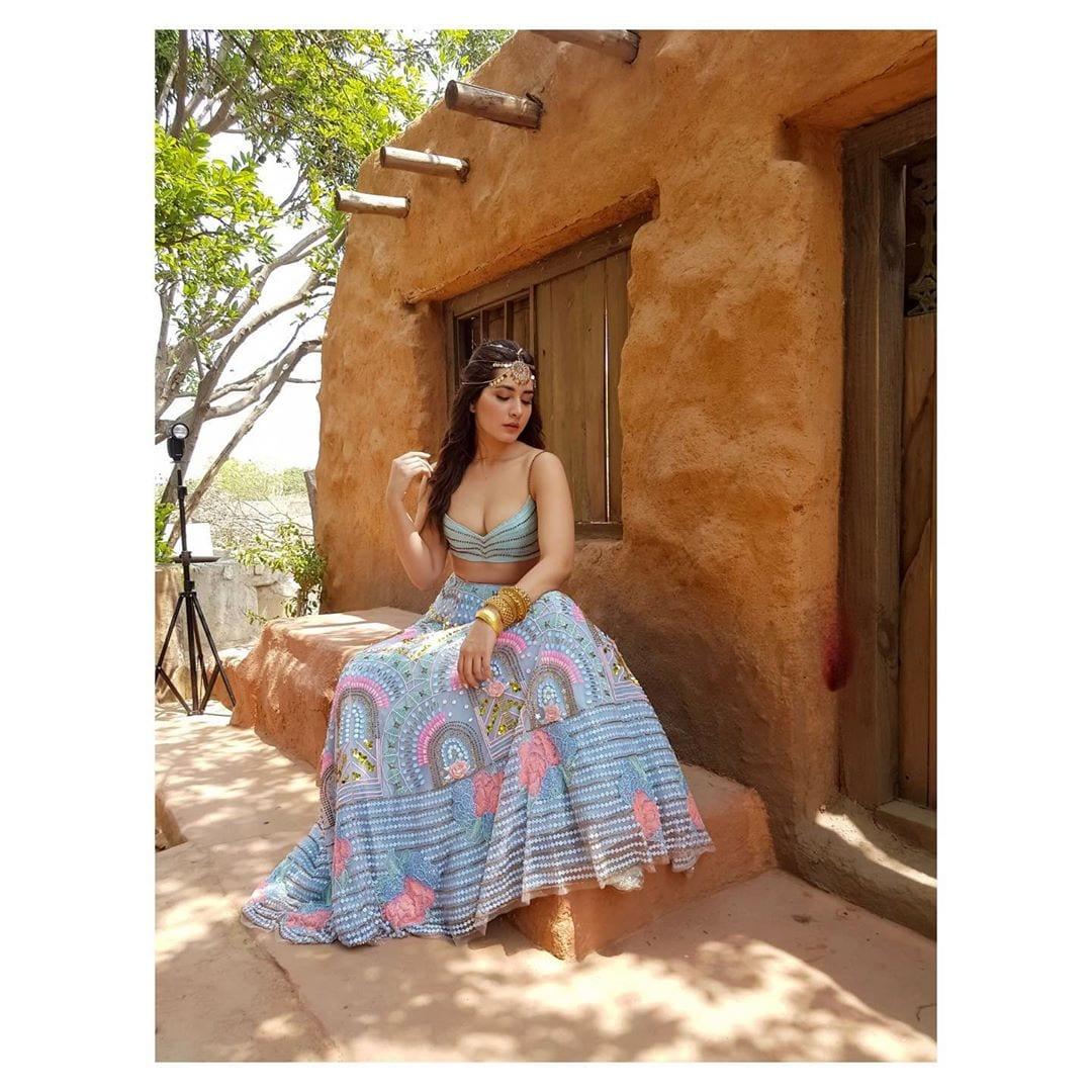 நடிகை ராஷி கண்ணன் (image: Instagram)