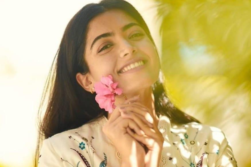 நடிகை ராஷ்மிகா மந்தனா.