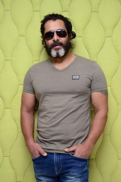 நடிகர் விக்ரம்