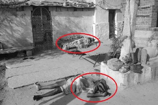 சம்பவ இடத்தில் கிடந்த சடலங்கள்