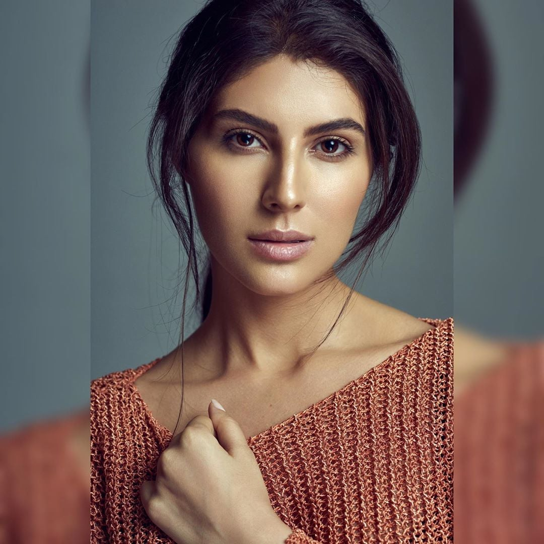 நடிகை எல்னாஸ் நூரோசி. (image: instagram)