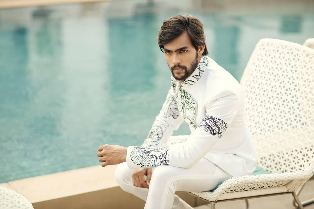 நடிகர் ஆரவ். (Image: Instagram)