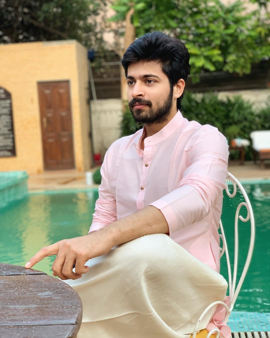 நடிகர் ஹரிஷ் கல்யாண். (image: instagram)