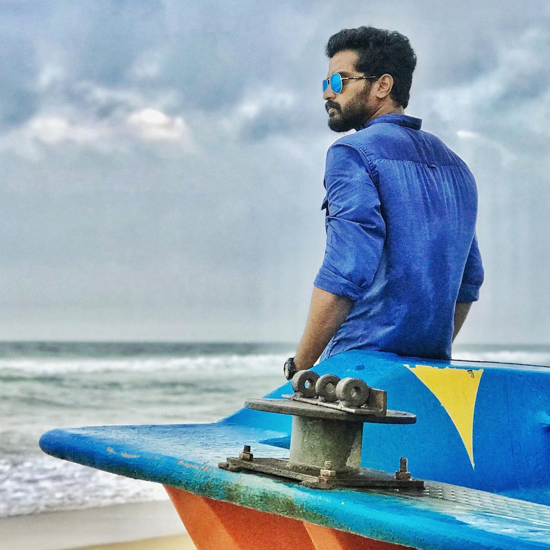 நடிகர் சித்து. (Image: Instagram)