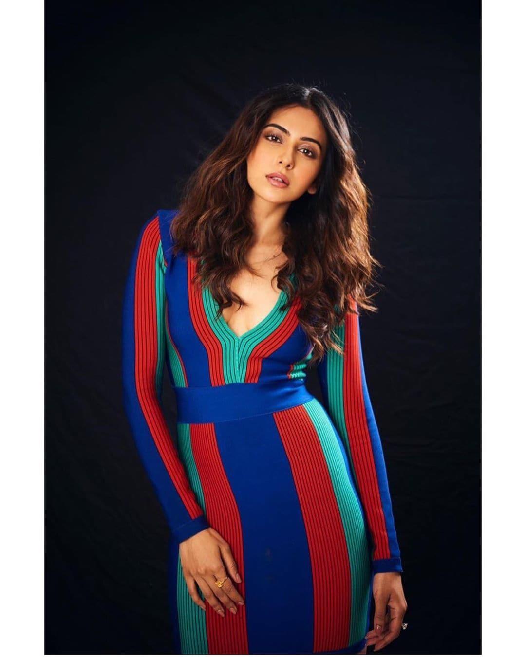 நடிகை ரகுல் ப்ரீத் சிங். (image:instagram)