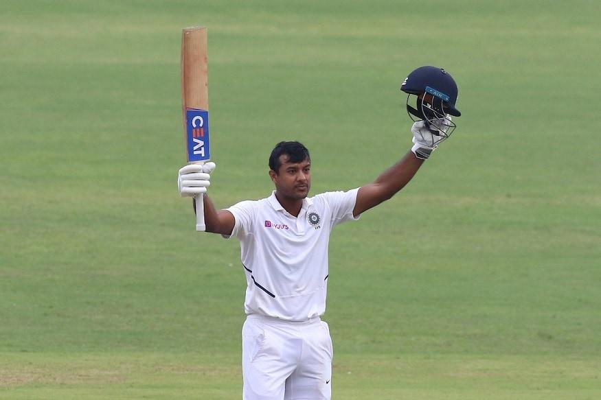 INDvSA 2nd Test | சதம் விளாசிய உற்சாகத்தில் மயங்க் அகர்வால்