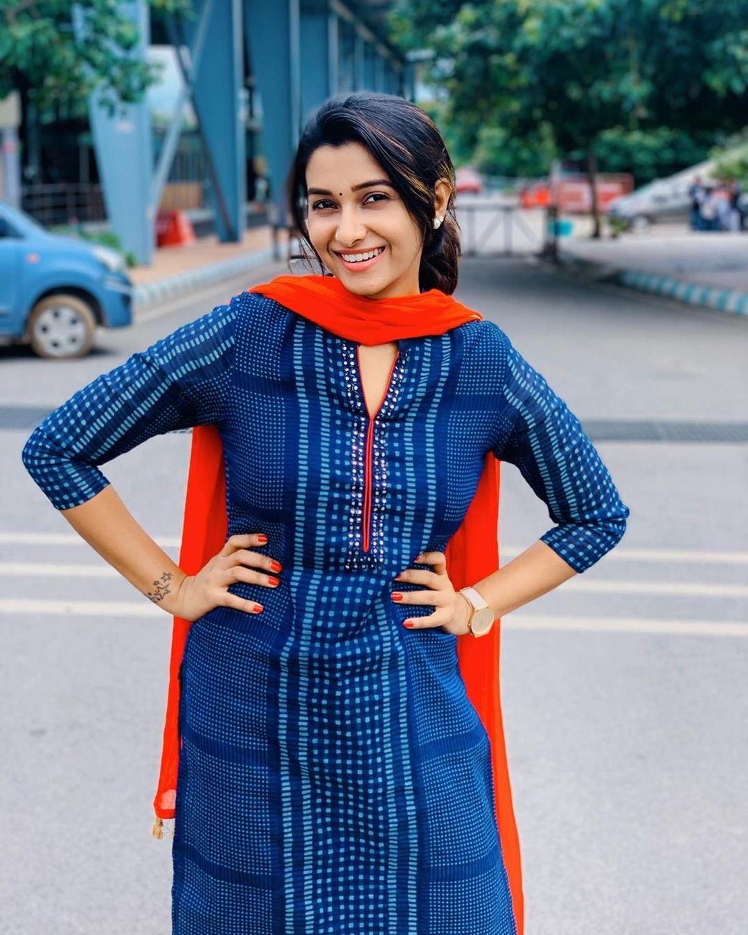 நடிகை பிரியா பவானி சங்கர். (image: instagram)