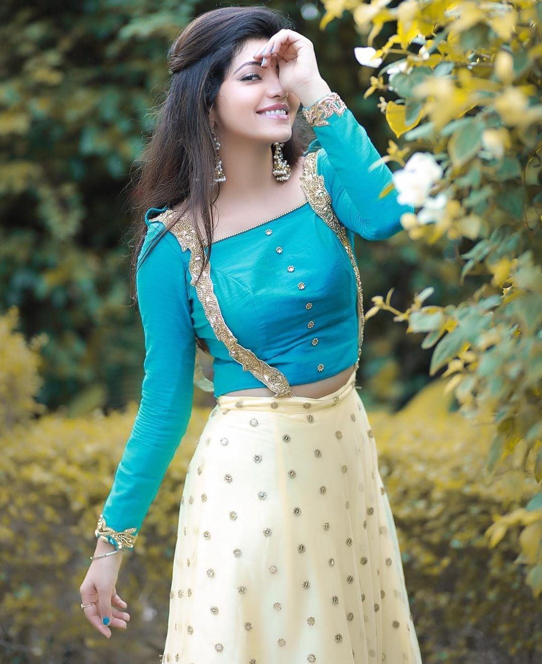 நடிகை அதுல்யா ரவி. (Image: Instagram)