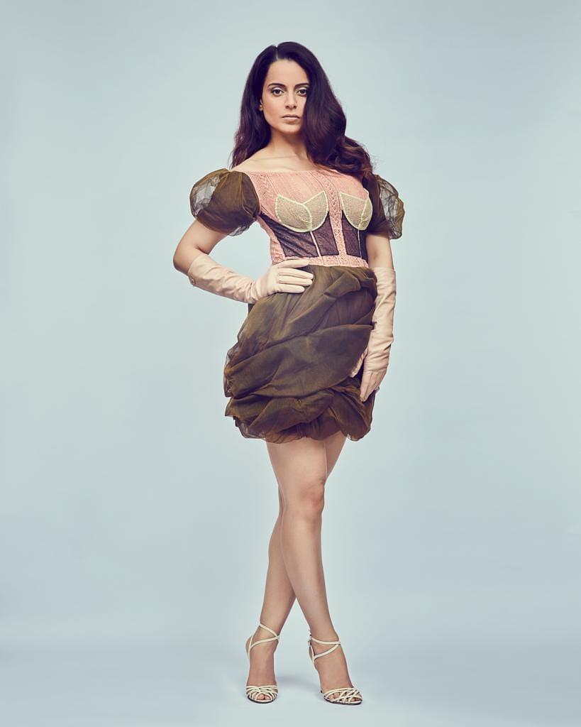 நடிகை கங்கனா ரனாவத். (Image: Instagram)