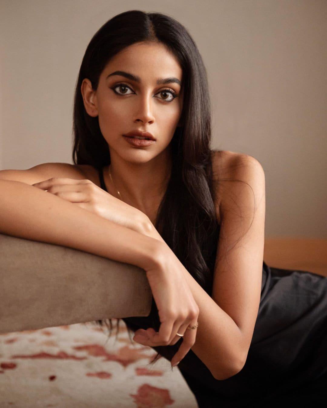 நாயகி பனிடா சந்து. (image: Instagram)