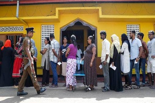 இலங்கை தேர்தல் (Photo: AP)