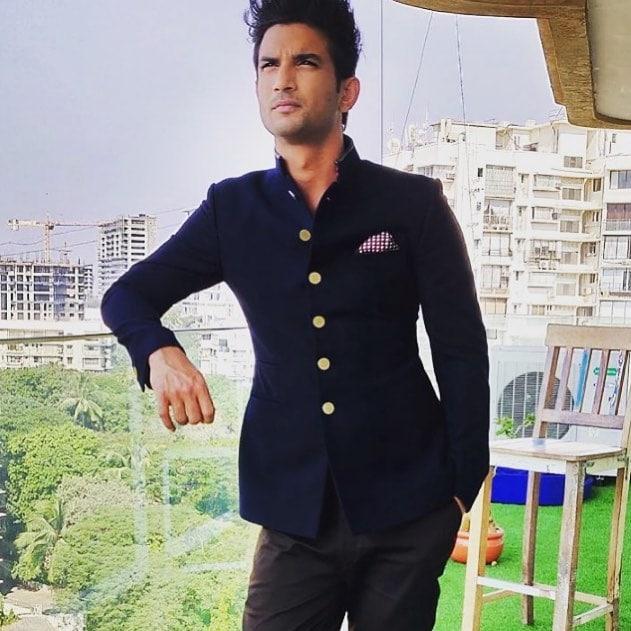 நடிகர் சுஷாந்த் சிங் ராஜ்புத்.(image: Instagram)