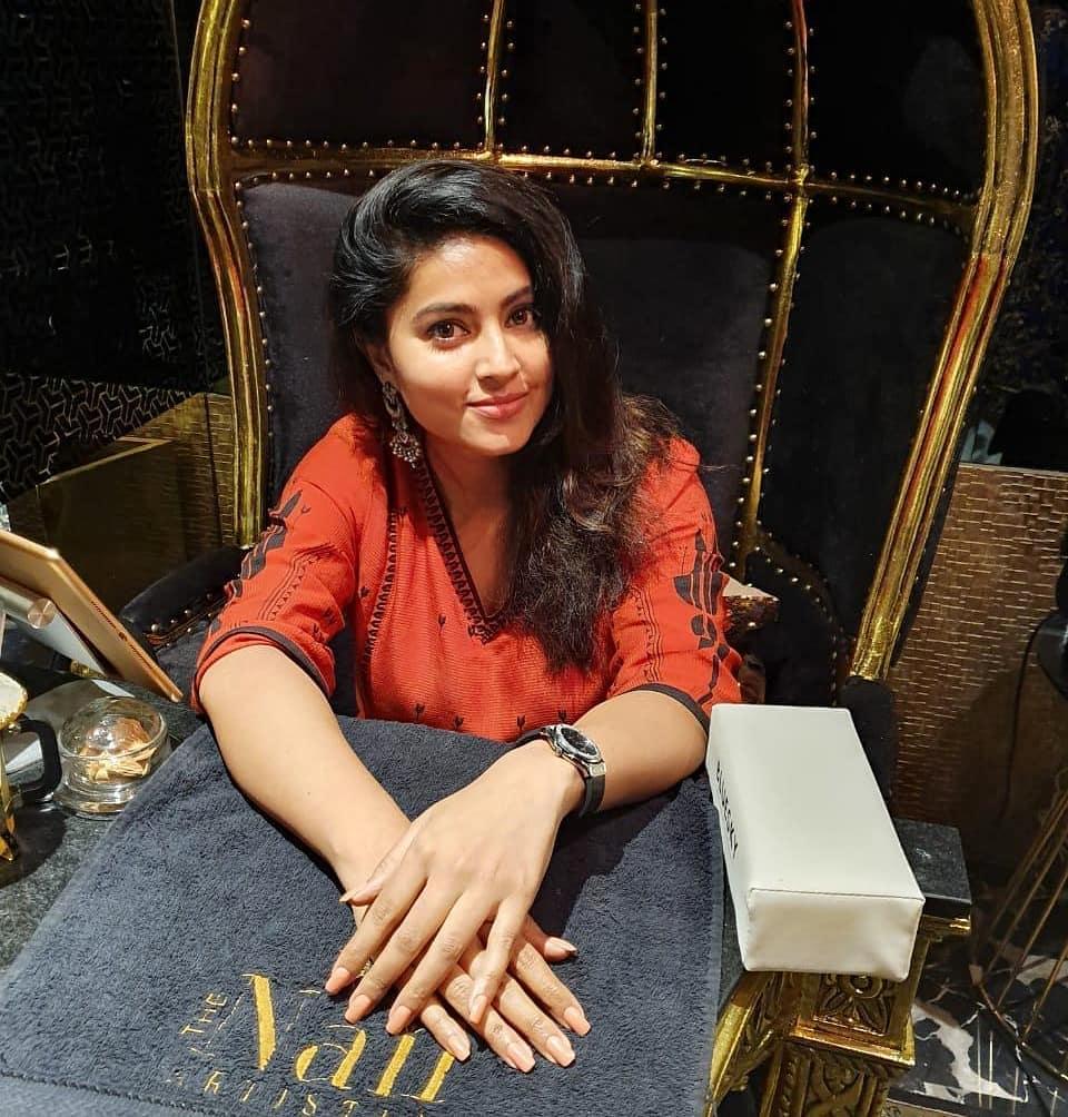 நடிகை சினேகா. (Image: Instagram)