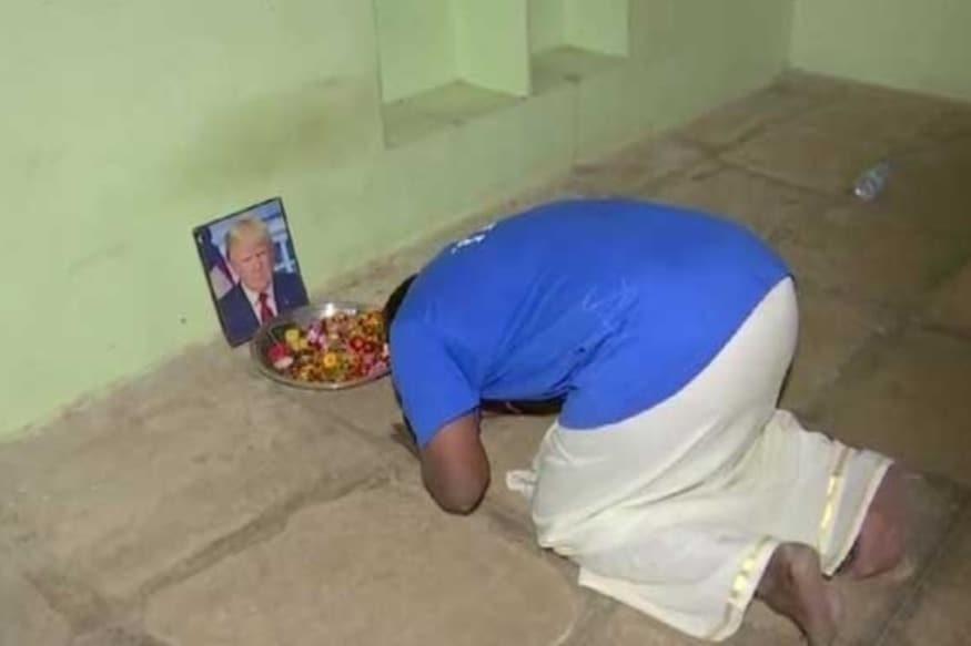 இது குறித்து ஏ.என்.ஐ செய்தி நிறுவனத்திடம் பதில் அளித்த கிருஷ்ணாவின் நண்பர் ரமேஷ் ரெட்டி, கிருஷ்ணாவை அனைவரும் டிரம்ப் கிருஷ்ணா என்றே அழைப்போம். அவரது வீட்டை கூட டிரம்ப் வீடு என்று தான் கிராம மக்கள் கூறுகின்றார்கள். டிரம்ப்பின் மிக தீவிர ரசிகர் அவர் என கூறினார்.
