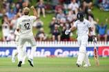 நியூசிலாந்துக்கு எதிரான முதல் டெஸ்ட் போட்டியில் இந்தியா தோல்வி...!