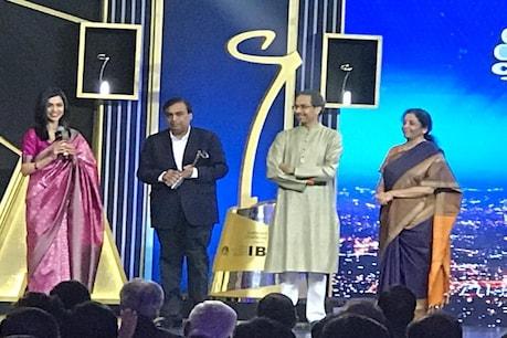 CNBC-TV18 IBLA 2020: இளம் தலைவர்களுக்கு விருதை அர்ப்பணிக்கிறேன் - முகேஷ் அம்பானி