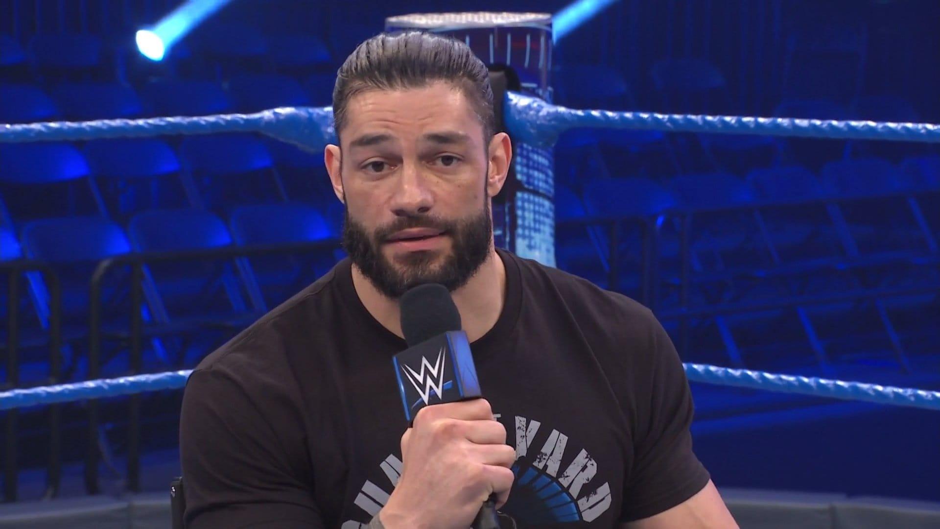 WWE வீரர்கள் மட்டுமே காம்பைரிங் செய்து ஒருவருக்கொருவர் சண்டையிட்டு விளையாடிவிட்டு சென்றனர்.