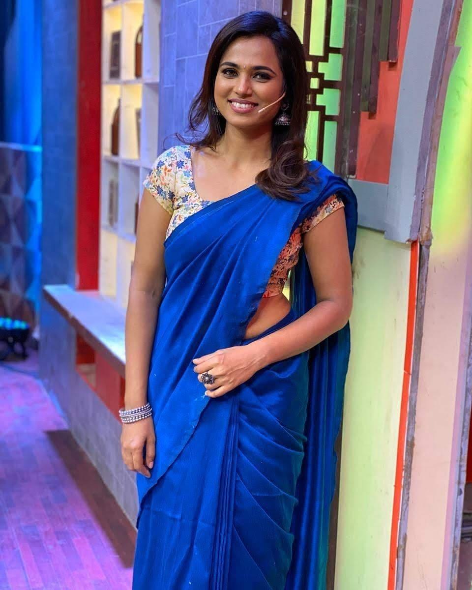 நடிகை ரம்யா பாண்டியன். (Image: Instagram)