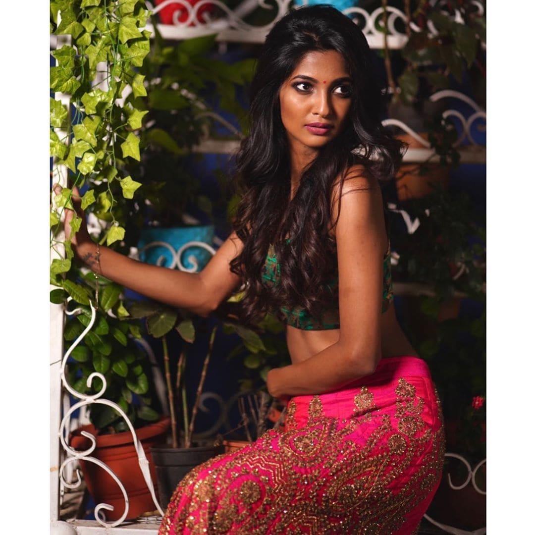 நடிகை கீர்த்தி பாண்டியன். (Image: Instagram)