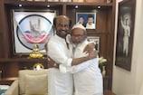மாற்றுத்திறனாளி ரசிகரை நேரில் சந்தித்த ரஜினி...!
