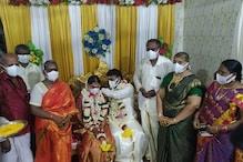 ஊரடங்கு: திருவாரூரில் 8 பேருடன் எளிமையாக நடந்த திருமணம்..!