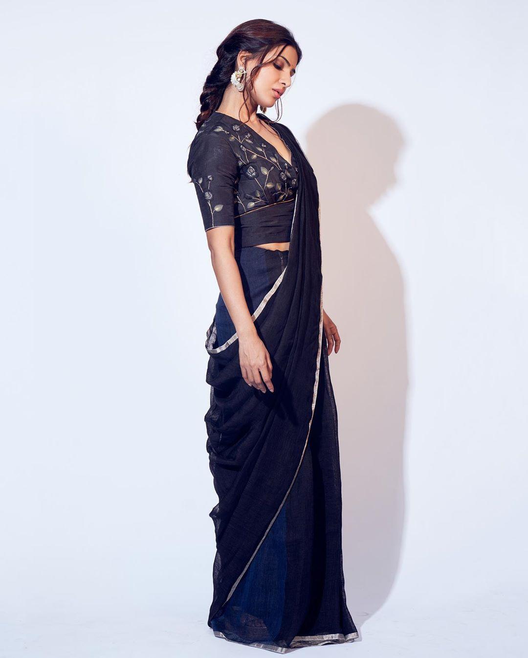நடிகை சமந்தா. (Image: Instagram)