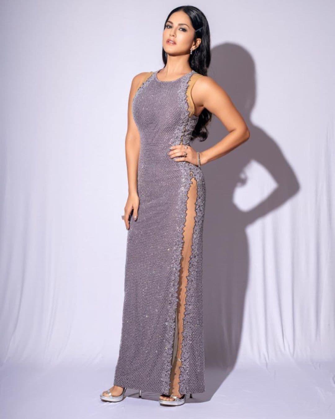 நடிகை சன்னி லியோன்