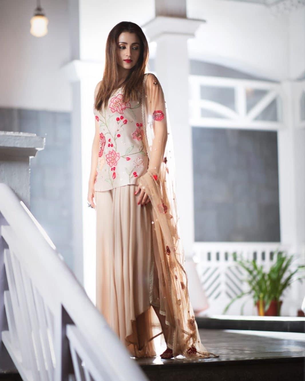 நடிகை த்ரிஷா. (Image: Instagram)