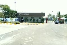 ஹுண்டாய் கார் தொழிற்சாலையில் 3 பணியாளர்களுக்கு கொரோனா தொற்று
