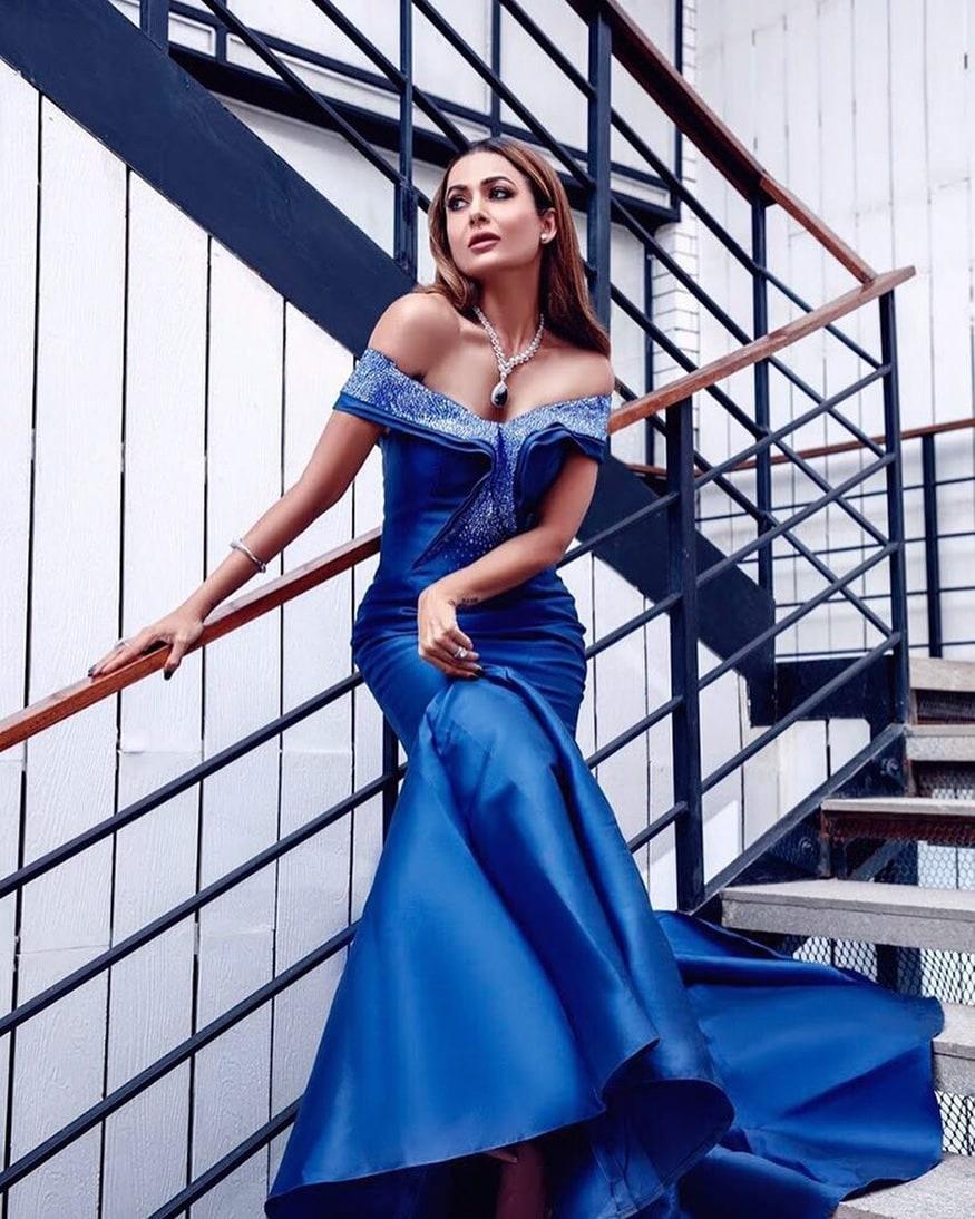 அமிர்தா அரோரா: நடிகை அமிர்தா திடீரென பியூ ஷகீல் லடக்கை மணந்தார். விரைவில், தம்பதியினர் தங்கள் கர்ப்பத்தை அறிவித்தனர்,