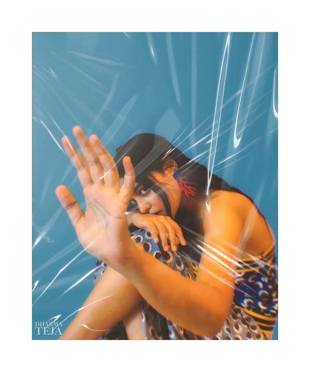 நடிகை பிந்து மாதவி