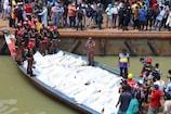 வங்காள தேசத்தில் படகு விபத்தில் 32 பேர் உயிரிழப்பு...