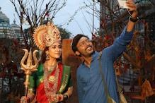 அம்மனாக ஜொலிக்கும் 'லேடி சூப்பர் ஸ்டார்' நயன்தாரா...! மூக்குத்தி அம்மன் படத்தின் ஸ்டில்ஸ்