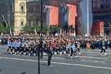 கோலாகலமாக நடைபெற்ற ரஷ்யாவின் வெற்றிநாள் கொண்டாட்டம்