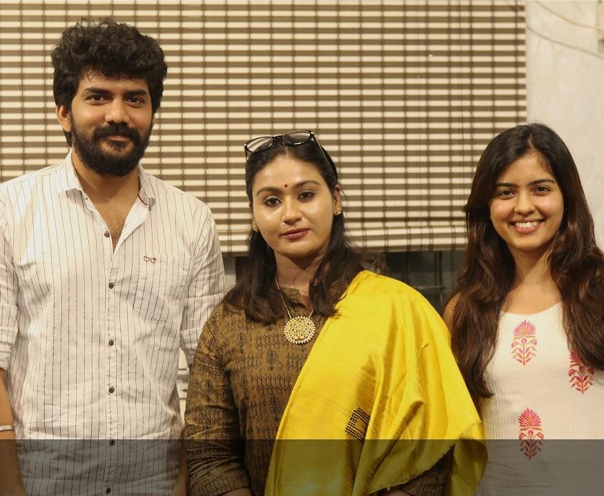லிஃப்ட் திரைப்படத்தில் கவின் உடன் அம்ரிதா, காயத்ரி ரெட்டி ஆகியோர் நடித்துள்ளனர்.