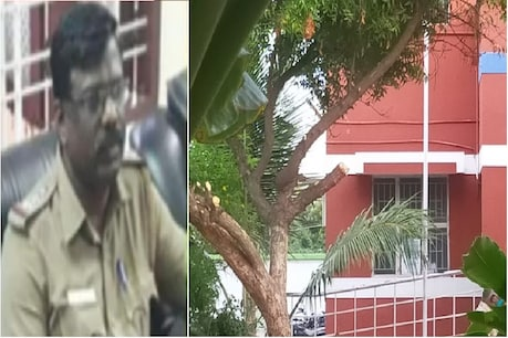 மரத்தை வெட்டி சிபிஐ அதிகாரியிடம் வாங்கிக் கட்டிக்கொண்ட சாத்தான்குளம் காவல் ஆய்வாளர்