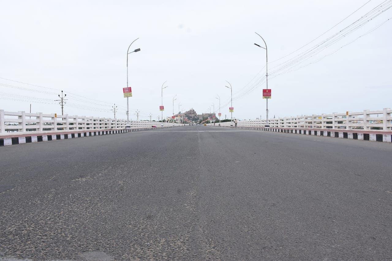 திருச்சி - காவேரி பாலம்