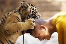 #FriendshipDay | மனிதர்களுக்கும் மிருகங்களுக்கும் இடையே இருக்கும் நட்பும் அன்பும் அளக்கமுடியாதது..  (புகைப்படங்கள்)