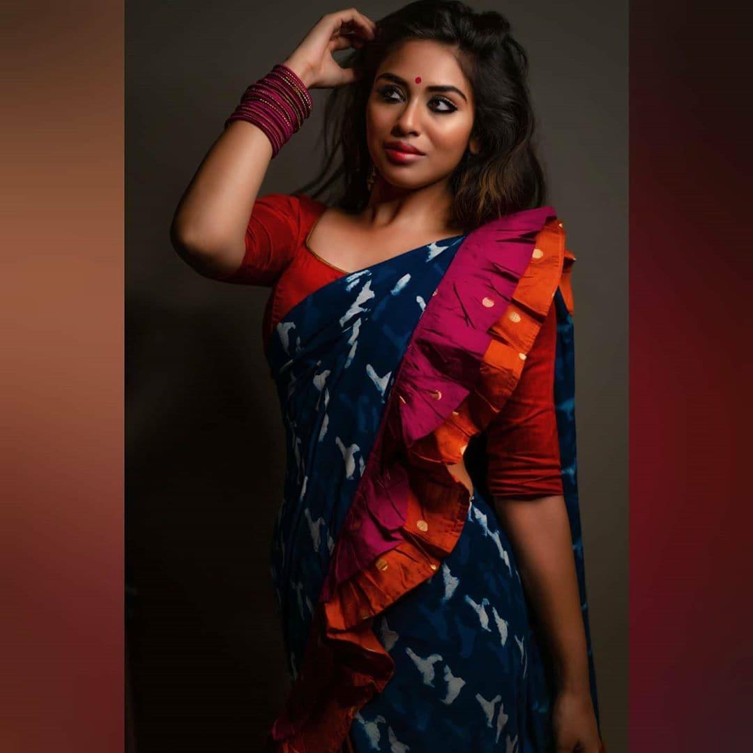 நடிகை இந்துஜா