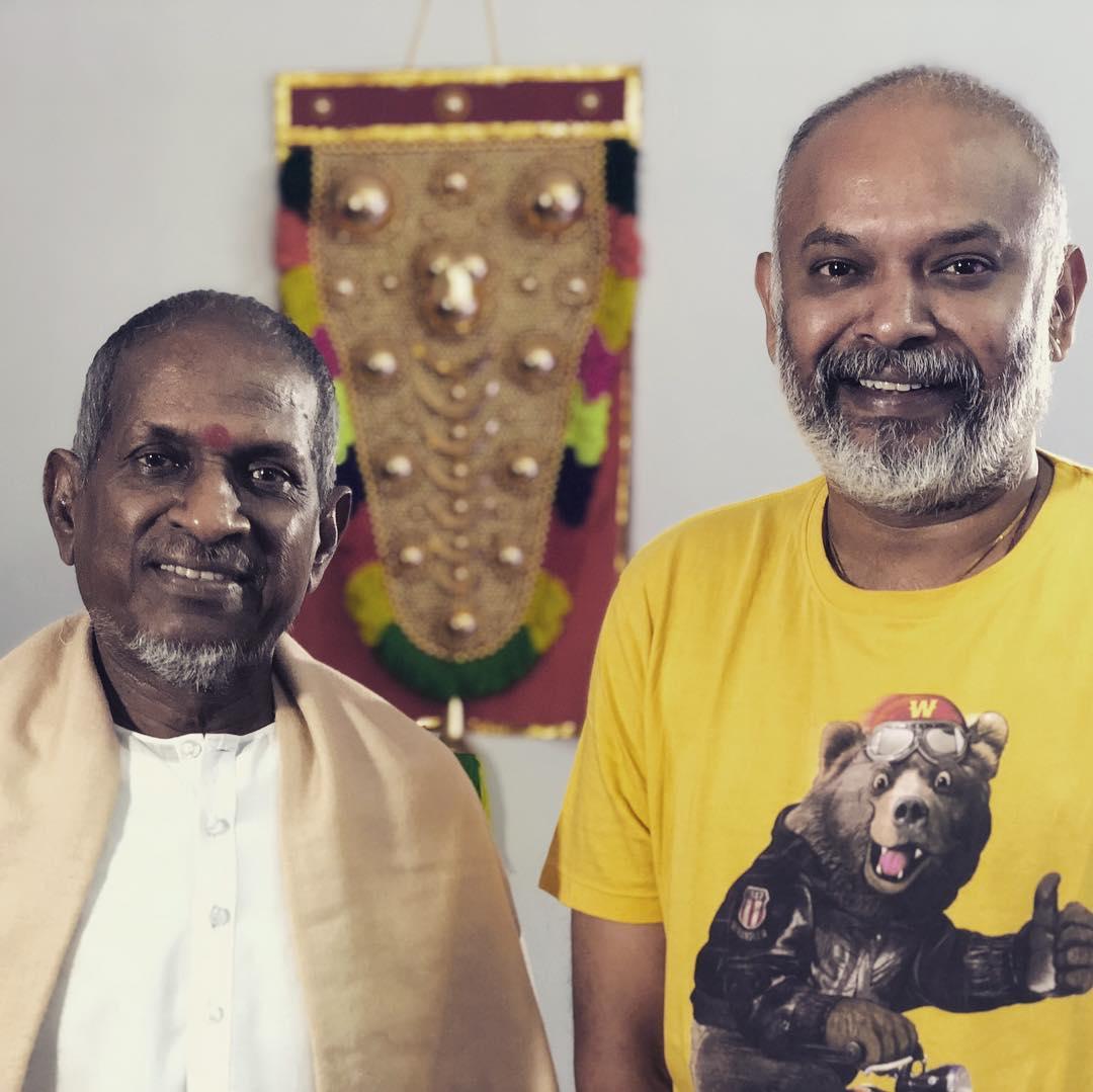 'லாக்கப்' படம் குறித்து பத்திரிகையாளர்களிடம் கலந்துரையாடிய வெங்கட்பிரபு, தன்னுடைய பெரியப்பா இளையராஜாவுக்கு, தாதா சாகேப் பால்கே விருது வழங்கப்பட வேண்டுமென வேண்டுகோள் விடுத்தார்.