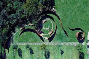 பிரேசிலில் கொரோனாவால் உயிரிழந்தவர்களுக்கு நினைவுச் சின்னம்