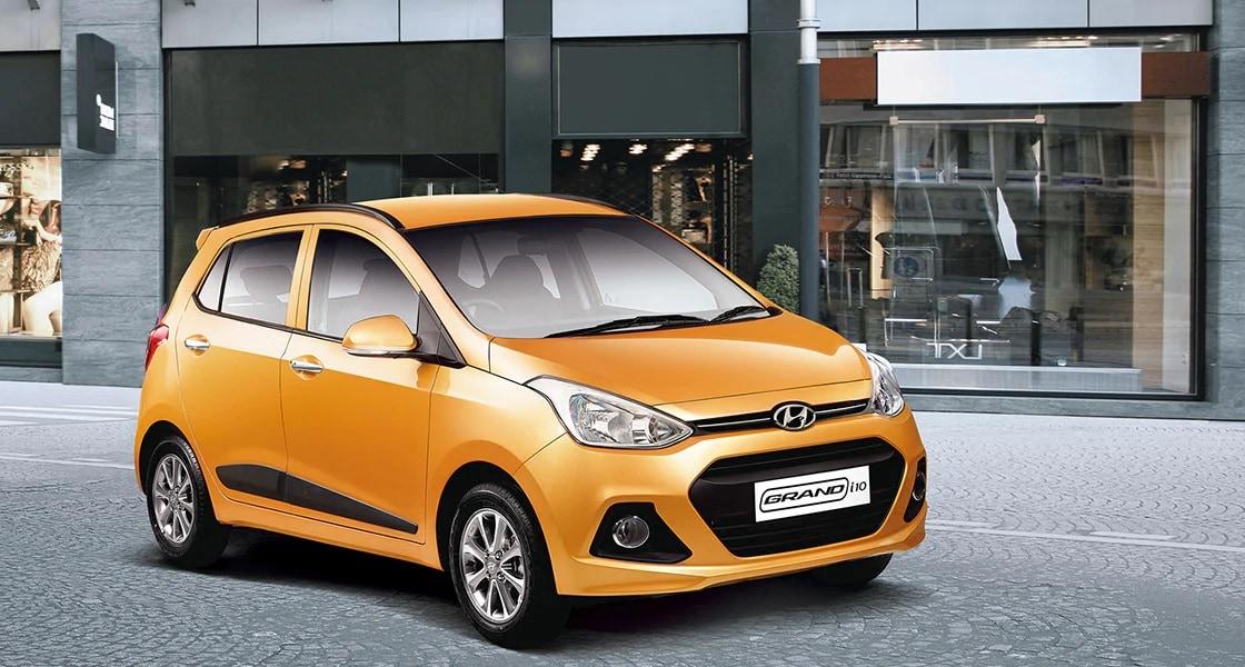 8 | ஹுண்டாய் கிராண்ட் ஐ10 (Hyundai Grand i10) | விற்பனையான கார்கள்: 10,190.