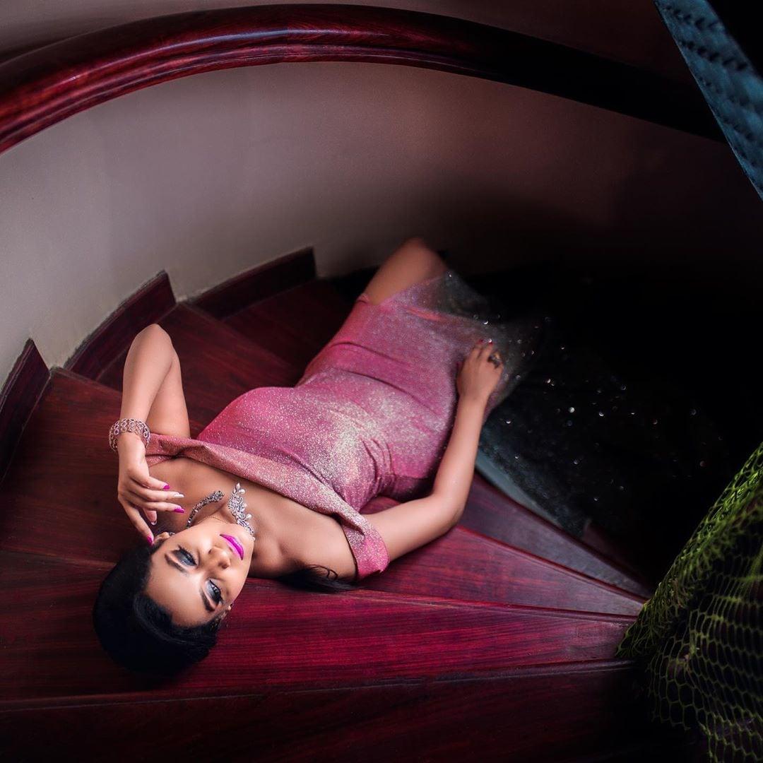 நடிகை அபர்ணதி (Image: Instagram)