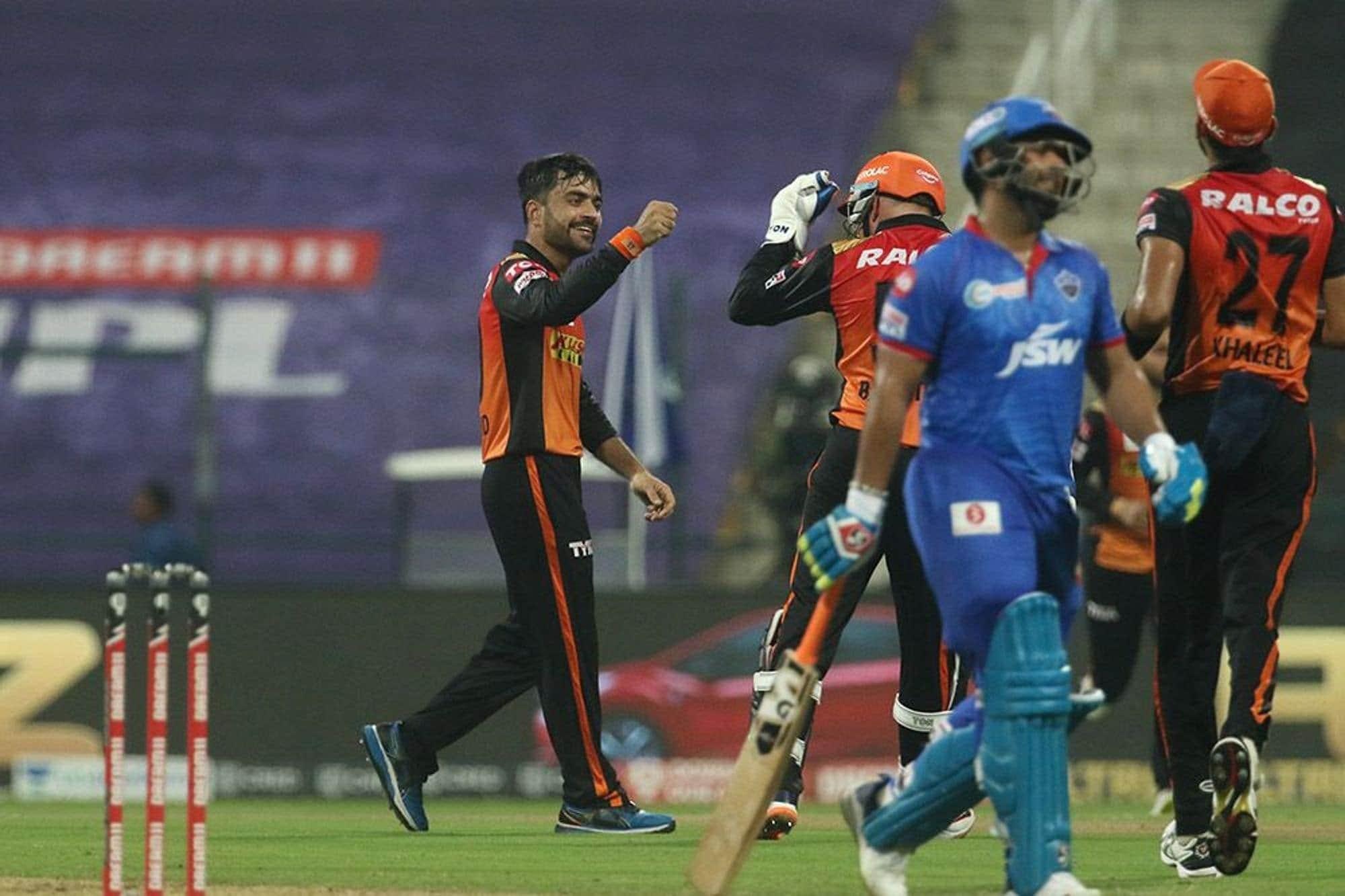 சன்ரைசர்ஸ் அணிக்கு எதிரான போட்டியில் 15 ரன்கள் வித்தியாசத்தி்ல் தோல்வியடைந்தது.