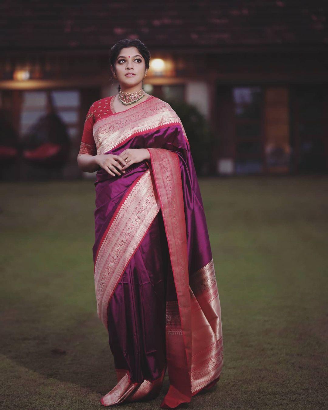 நடிகை அபர்ணா பாலமுரளி (Photo: Instagram)