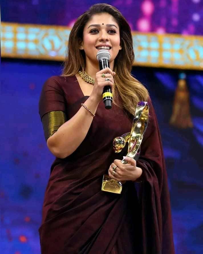நடிகை நயன்தாரா ( IMAGE : instagram )