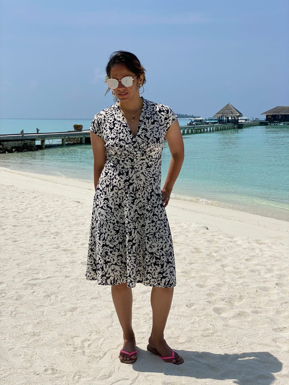 சாய்னா நேவால் ( IMAGE : Twitter )